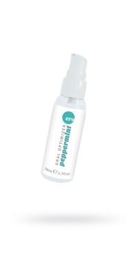 Съедобный гель Gel optimizer для орального секса, с охлаждающим эффектом, со вкусом мяты, 50 мл